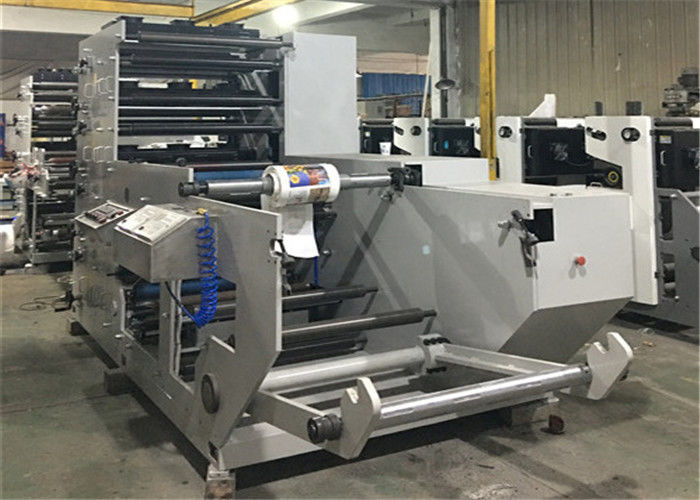 Non Woven High Speed Flexo Printing Machine 650mm Max Unwinding Diameter